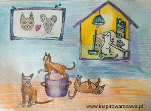 Spółka kota z myszą