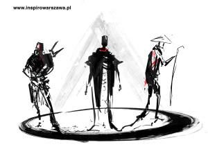 Wojownicy i szamani. Rzecz o mężczyznach