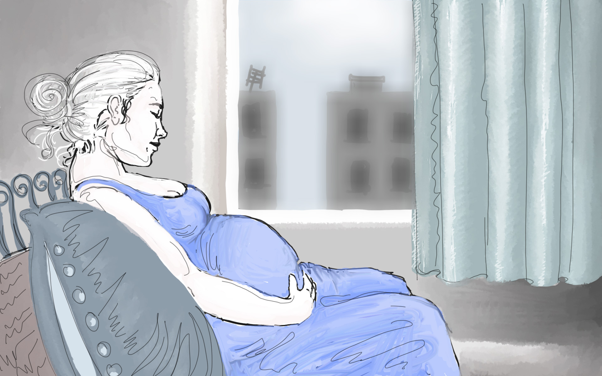 Baby blues czy już depresja okołoporodowa?