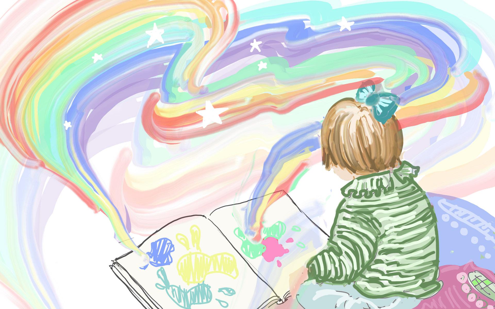 Chcesz wspierać rozwój swojego dziecka? Czytaj, czytaj, czytaj.